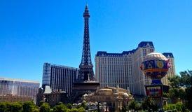 Hotel Las Vegas de París imágenes de archivo libres de regalías
