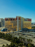Hotel Las Vegas di miraggio Fotografia Stock