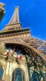 Hotel Las Vegas di Parigi fotografie stock