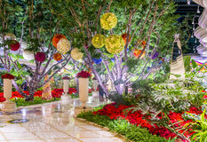 Hotel Las Vegass Wynn Stockfoto