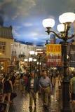 巴黎Hotel Le Boulevard在拉斯维加斯, 2013年6月26日的NV 免版税库存图片
