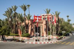 Hotel Le Marrakech Royalty Free Stock Photo