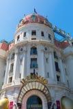 Hotel Le Negresco in Nizza, France Royalty Free Stock Image