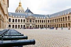 Hotel Les Invalides,  Paris Royalty Free Stock Photo