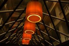 Hotel lighting Royalty Free Stock Photo