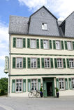 Hotel in Limburg Stock Images