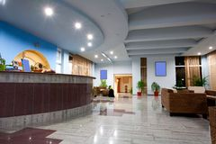 Free Hotel Lobby Royalty Free Stock Photography - 15817257