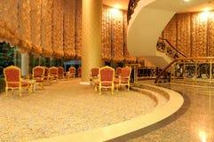 Hotel lobby stock photos