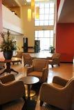 Hotel lobby Stock Photography