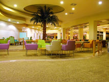 Hotel lobby Stock Photography