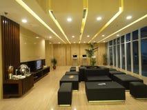 Hotel lobby. A lobby hotel Stock Images