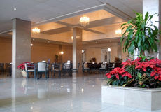 Hotel lobby Stock Photos