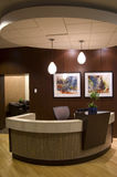 Hotel 1000 lobby Stock Photography