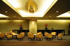 Hotel Loby Royalty-vrije Stock Afbeeldingen