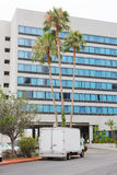 Hotel in Los Angeles Stockfotografie