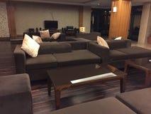 Hotel lounge Stock Photography