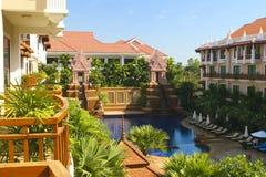 hotel luksus Zdjęcia Royalty Free