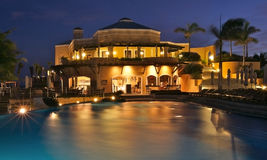 hotel luksus Fotografia Stock
