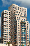 Hotel lussuoso del condominio degli appartamenti di progettazione moderna Fotografie Stock