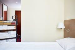 Hotel luxury Stock Photo