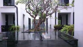 Hotel in Mövenpick in Bangkok stock foto