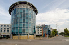 Hotel, Madejski Stadium, Reading Stock Images
