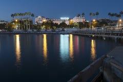Hotel maestoso, Cannes Immagine Stock