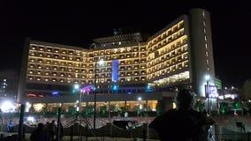 Hotel magnífico Fotografia de Stock Royalty Free