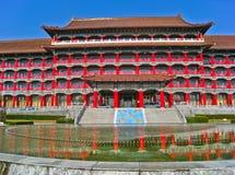 Hotel magnífico Gaoxiong en un día soleado en Gaoxiong, Taiwán Fotos de archivo