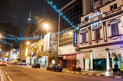 1915 HOTEL IN MALASIA. Royalty Free Stock Images