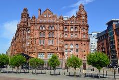 Hotel Manchester de Midland fotografía de archivo libre de regalías