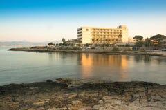 Hotel Marina Luz Stock Images