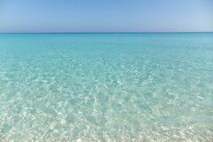 Hotel Melia Cayo Santa Maria - Cuba. Beach at Melia Cayo Santa Maria Most popular resort Royalty Free Stock Photos