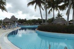 Hotel Melia Cayo Santa Maria - Cuba. Beach at Melia Cayo Santa Maria Most popular resort on Atlantic side Royalty Free Stock Photo