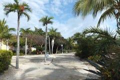 Hotel Melia Cayo Santa Maria - Cuba. Beach at Melia Cayo Santa Maria Most popular resort on Atlantic side Royalty Free Stock Photos
