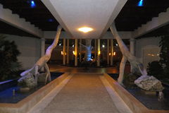 Hotel Melia Cayo Santa Maria - Kuba Lizenzfreies Stockfoto