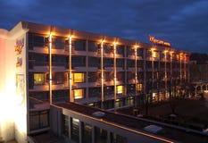 Hotel Mercure fotografia stock libera da diritti