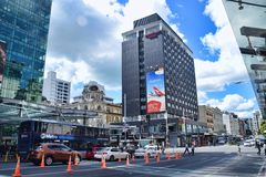 Hotel Mercure Auckland Royalty Free Stock Photography