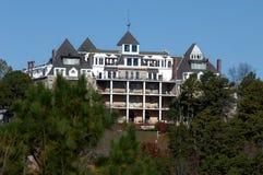 Hotel a mezzaluna Immagini Stock