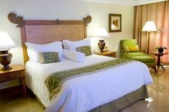 hotel miejsce do króla apartament wielkości Obrazy Royalty Free