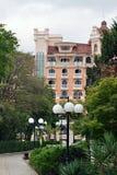 Hotel moderno Foto de Stock