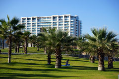 Hotel moderno Fotos de archivo