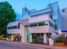Hotel moderno en Kemer, Turquía foto de archivo