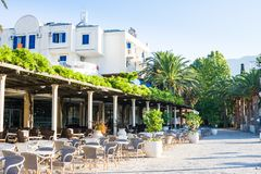Hotel Mogren is situated in immediate vicinity of Old Town`s confining walls and is one of the Stock Image