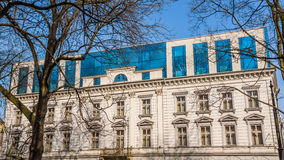 Hotel Monopol em Krakow Fotografia de Stock