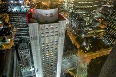 Hotel Montreal del centro di Marriot Fotografia Stock