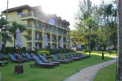 Hotel morning Royalty Free Stock Image
