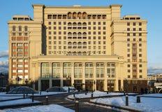 Hotel Moscou de quatro estações Fotografia de Stock Royalty Free