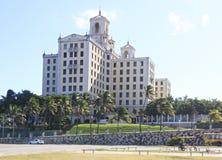 Hotel Nacional de Cuba. In Havana Stock Image