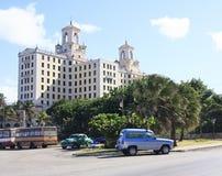Hotel Nacional de Cuba. In Havana Royalty Free Stock Photos